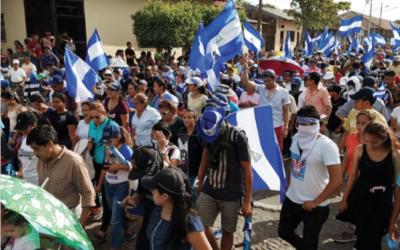 Oposición nicaragüense enfrenta arduo camino para sacar a Ortega del poder