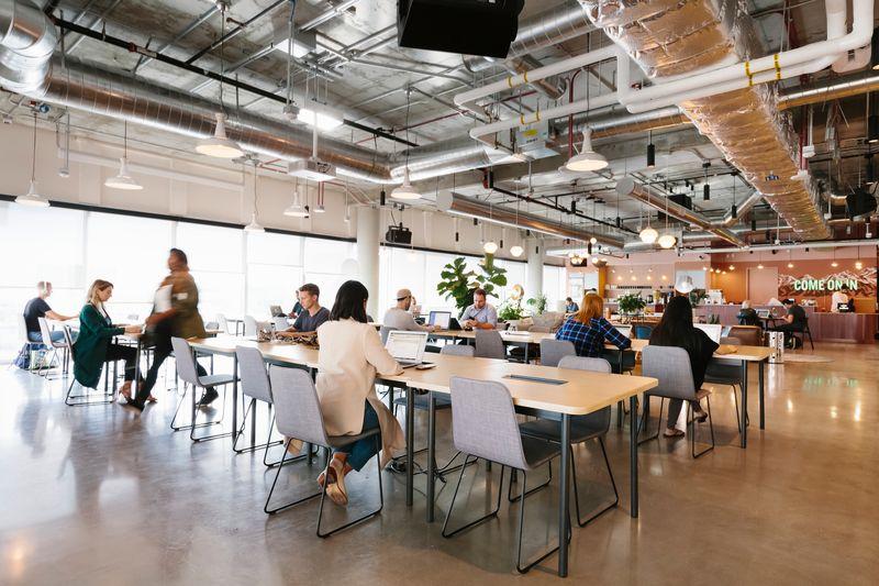 Un nuevo modo de vida, el negocio de WeWork