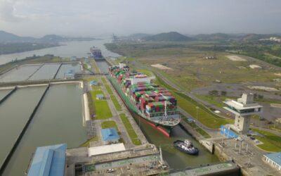 Canal de Panamá cierra año fiscal 2020 con aumento de 1% en tonelaje