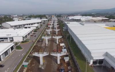 BCIE y República de Costa Rica suscriben acuerdo por US$90,5 millones para obras de infraestructura vial