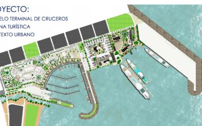 Costa Rica: Catorce empresas interesadas en proyecto de marina y terminal de cruceros
