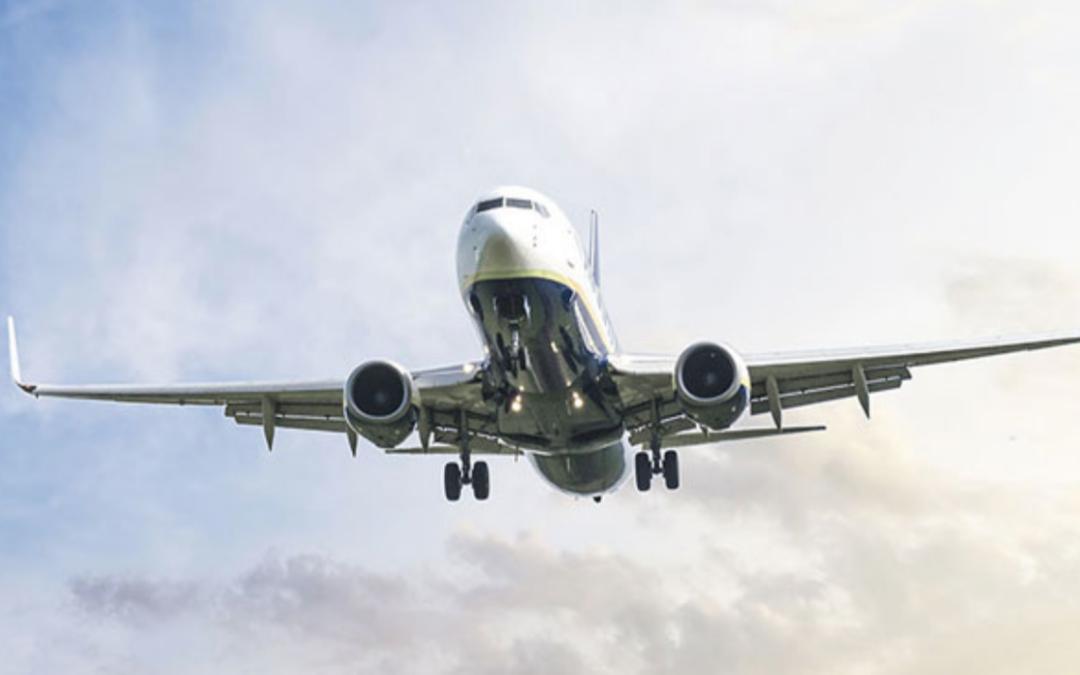 COVID-19: Aerolíneas cancelan vuelos en América Central