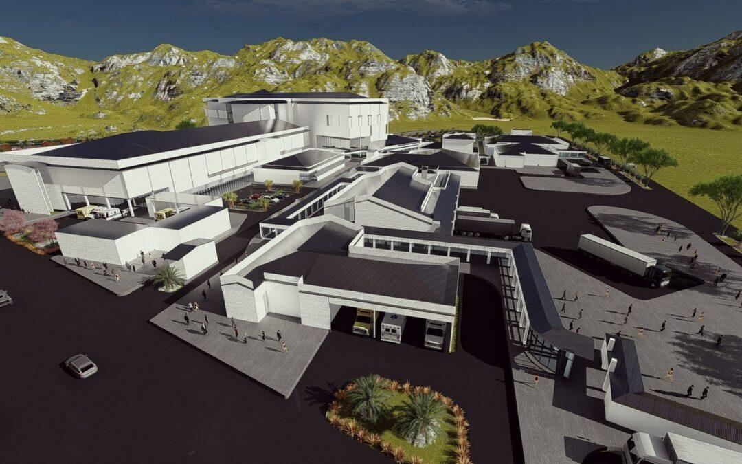 Costa Rica: Contraloría aprueba construcción del hospital de Turrialba