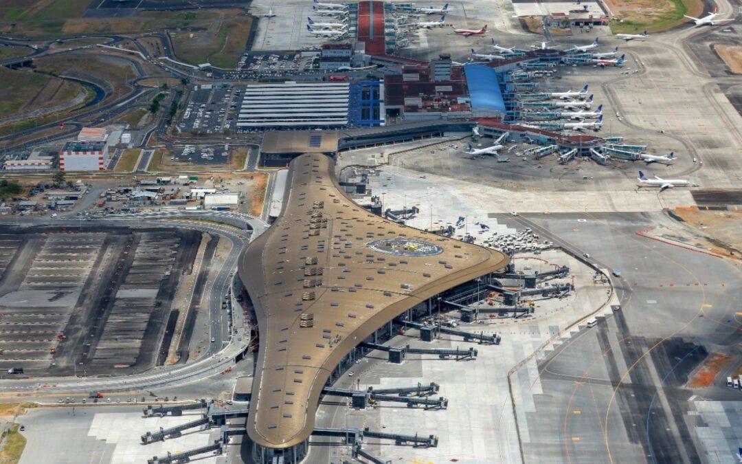 Panamá: Ampliación de Terminal 2 del Aeropuerto de Tocumen registra 98% de avance