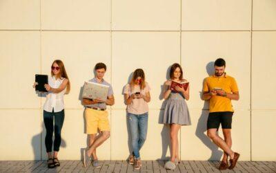 Los jóvenes quieren interferir más en las decisiones sobre el futuro de Europa