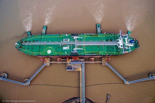 Estados Unidos sanciona a empresa china por comprar petróleo iraní