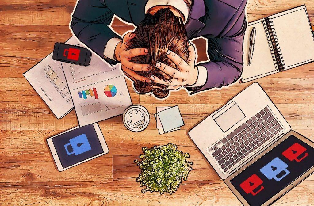 5 errores que deben evitar las empresas para detener los ataques de ransomware