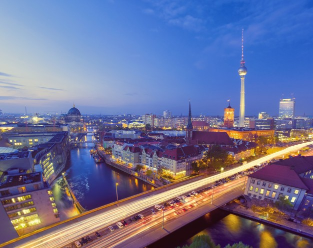 Alemania convertirá hoteles y grandes salas en hospitales
