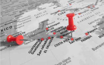 Centroamérica en la lista negra de Estados Unidos sobre los países más vinculados al narcotráfico