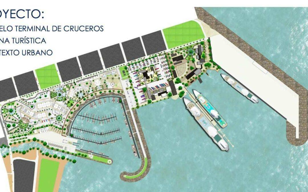 Costa Rica: Avanza Proyecto de Terminal de Cruceros y Marina en Limón