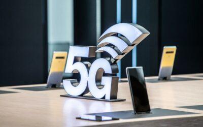 La tecnología 5G nos está llevando hacia nuevas fronteras