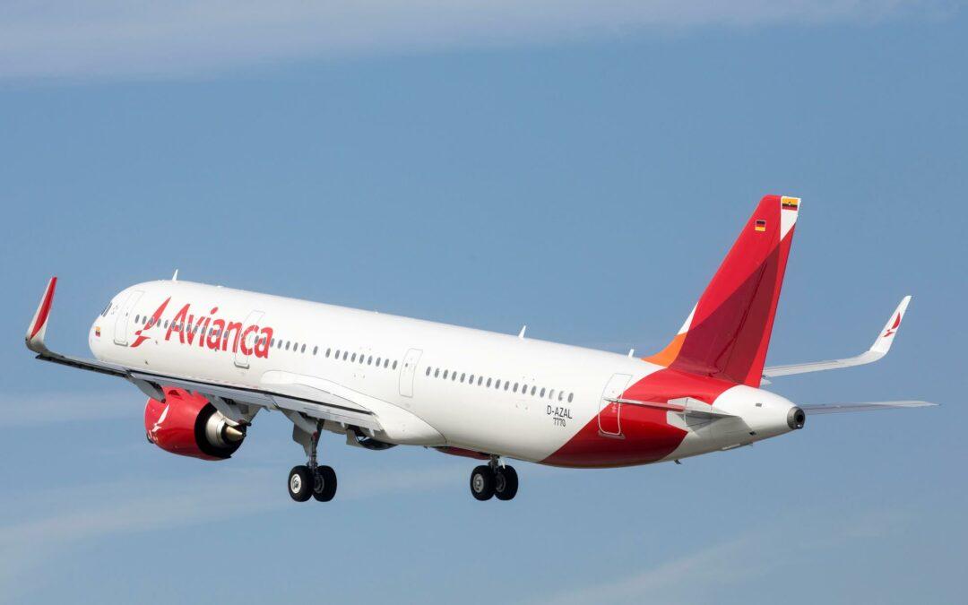 Avianca Holdings obtiene ingresos operacionales por US$1,2 miles de millones
