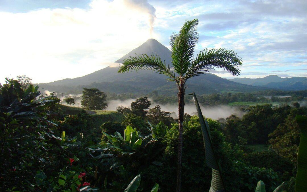 Costa Rica: Con más de 3,1 millones de llegadas internacionales, turismo creció 4,1% en 2019