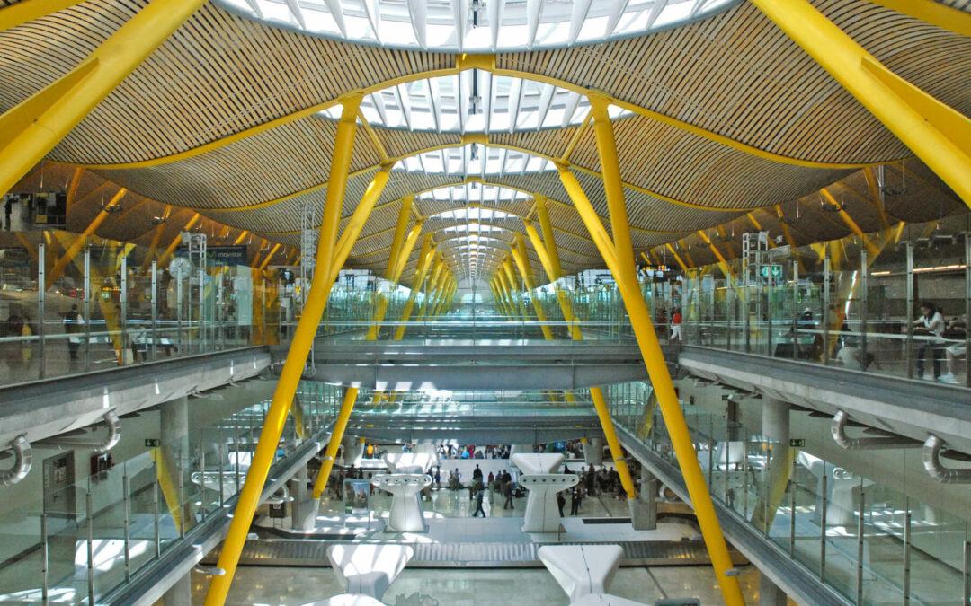 Terminal 4 del Aeropuerto de Madrid-Barajas abrirá un gimnasio