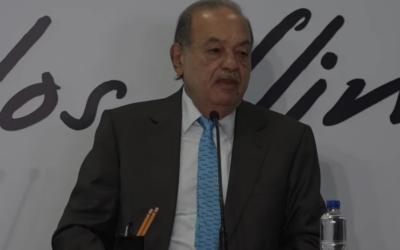 Carlos Slim ahnela ampliar su negocio de telecomunicaciones en El Salvador