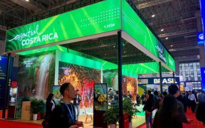 Empresas costarricenses promueven la presencia país en el mercado asiático