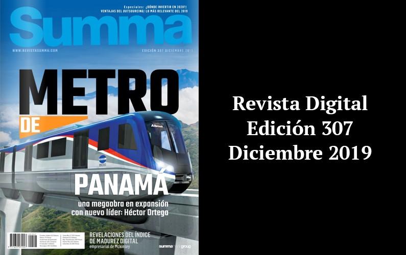 REVISTA SUMMA DIGITAL EDICIÓN 307