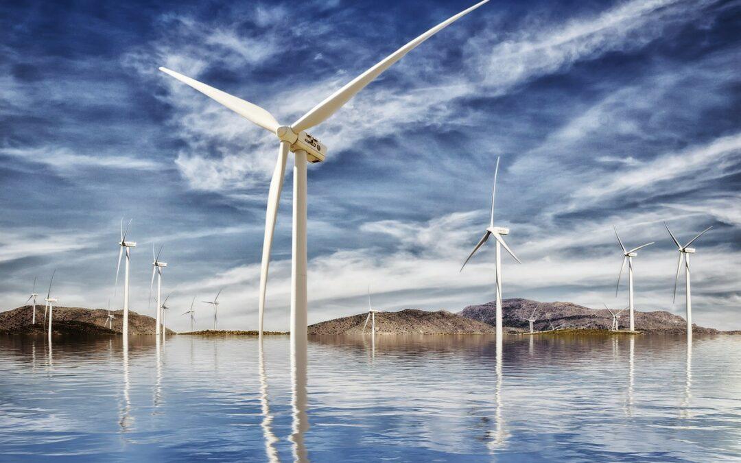 Energía eólica marina puede ser el nuevo motor económico mundial