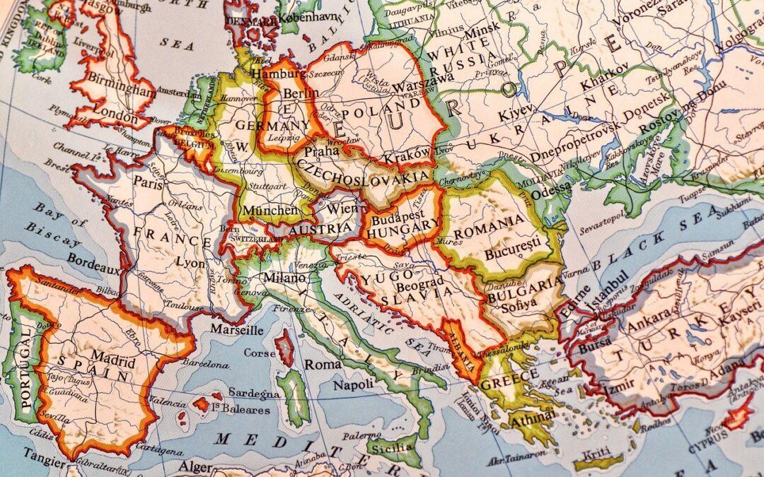 Actividad económica de Europa se desacelera