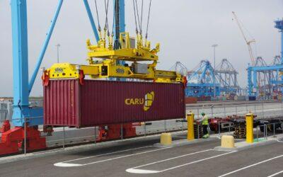 Exportaciones chinas aumentan en abril pese a la pandemia