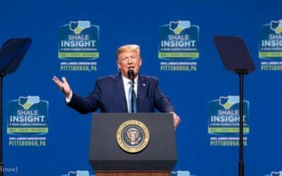 Trump dice que quiere un acuerdo comercial con Ecuador