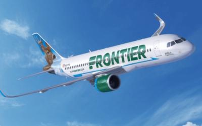 Así serán las frecuencias de Frontier Airlines hacia Guatemala
