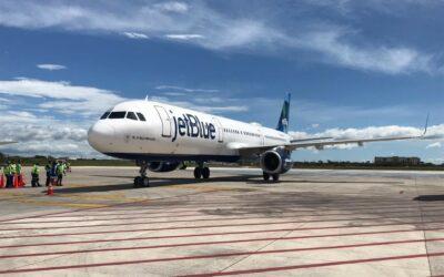 Costa Rica: Aeropuerto de Liberia cierra 2019 con arribo de dos nuevos vuelos