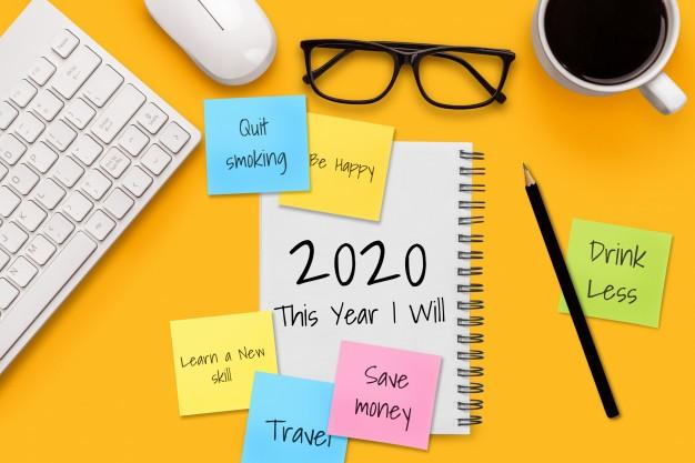 5 tips para concretar sus metas de 2020