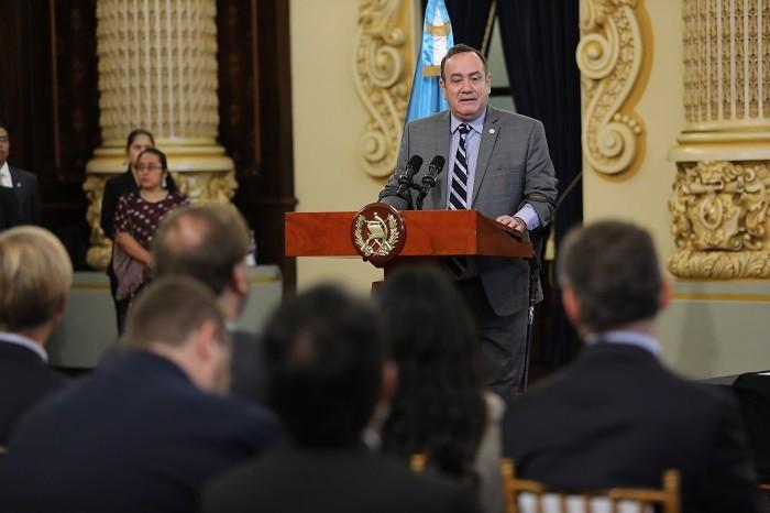 Guatemala: Presentan Política General de Gobierno
