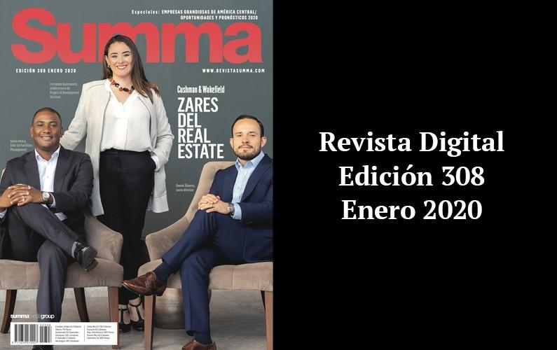 REVISTA SUMMA DIGITAL EDICIÓN 308