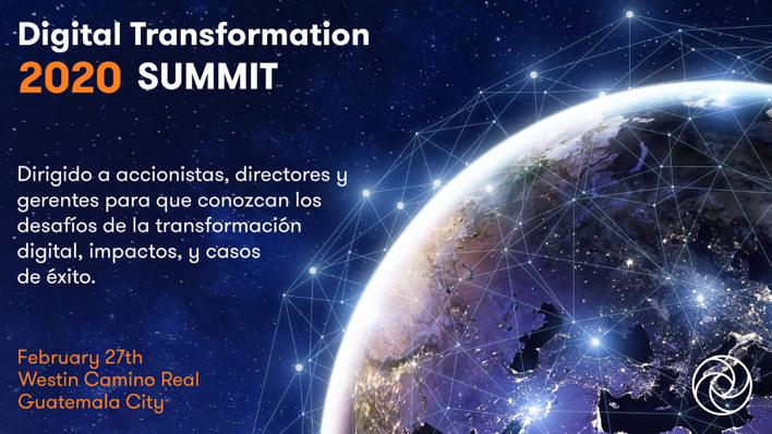 Grant Thornton Guatemala se alista para realizar el Digital Transformation 2020 Summit