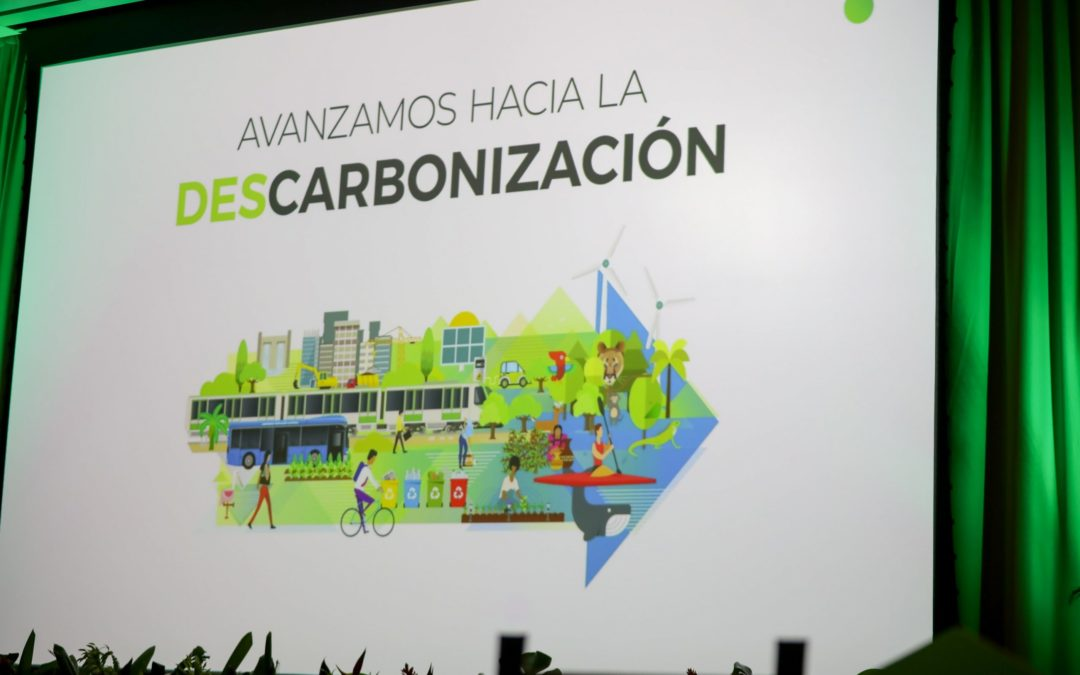 Costa Rica: En marcha 90.7% de las metas para 2022 del Plan Nacional de Descarbonización