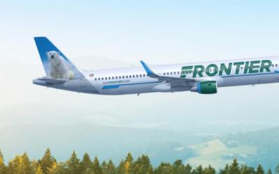 Frontier Airlines empezará a volar a Guatemala en mayo