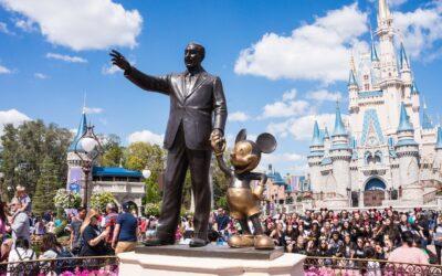 Disney cierra sus parques en California, Florida y París por coronavirus