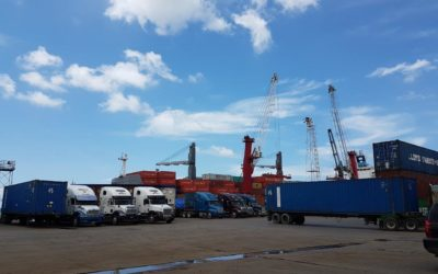 Acuerdos bilaterales permiten tránsito de mercancías entre Costa Rica y Panamá