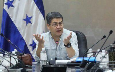 Honduras: Presidente pide al congreso aprobar plan de rescate financiero para apoyar a pequeños negocios