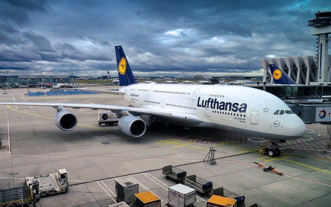 Lufthansa se prepara para reducir su flota y despedir a más trabajadores