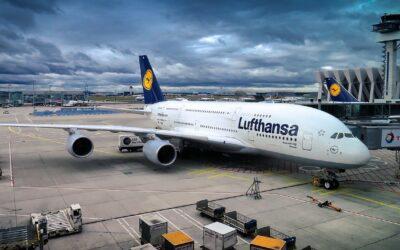 Lufthansa cobrará la comida y bebida en vuelos europeos de clase económica