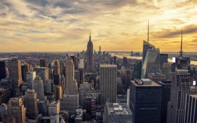 Nueva York, la ciudad que nunca duerme, apaga sus luces por el coronavirus