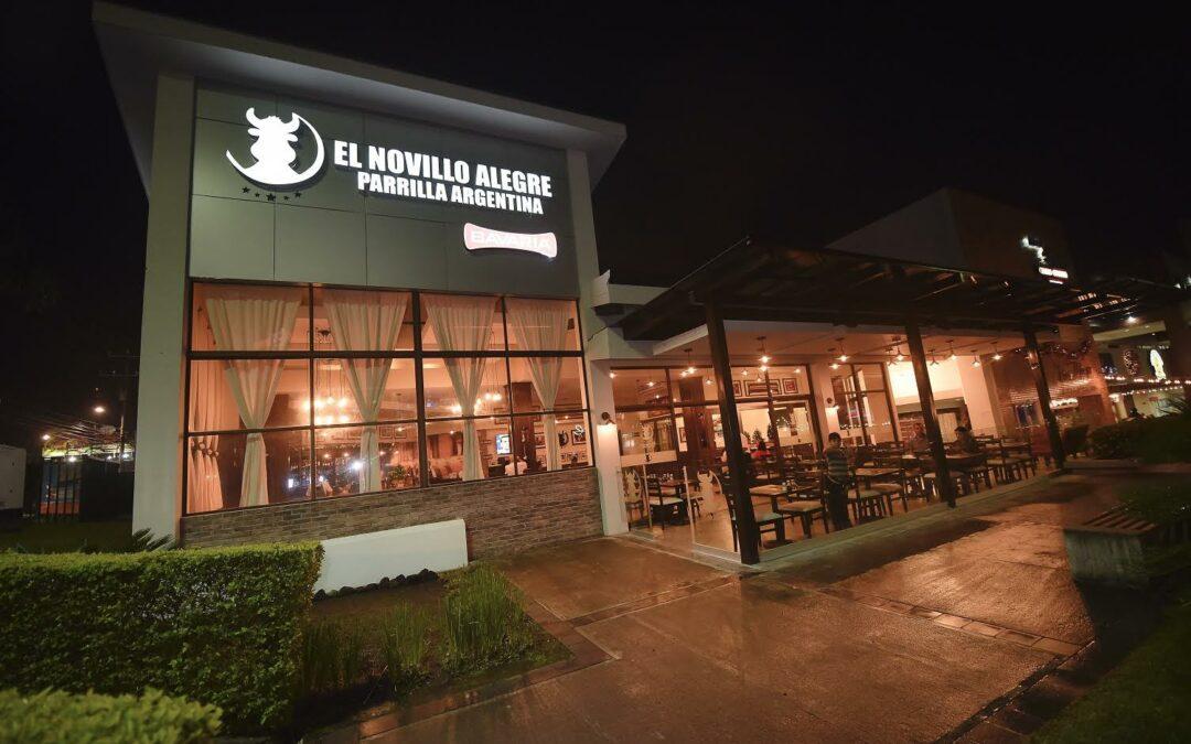 Costa Rica: Restaurante El Novillo Alegre implementa nueva forma de venta para ayudar a sus colaboradores