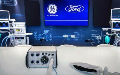 Ford producirá 50.000 ventiladores en los próximos 100 días para pacientes de COVID-19