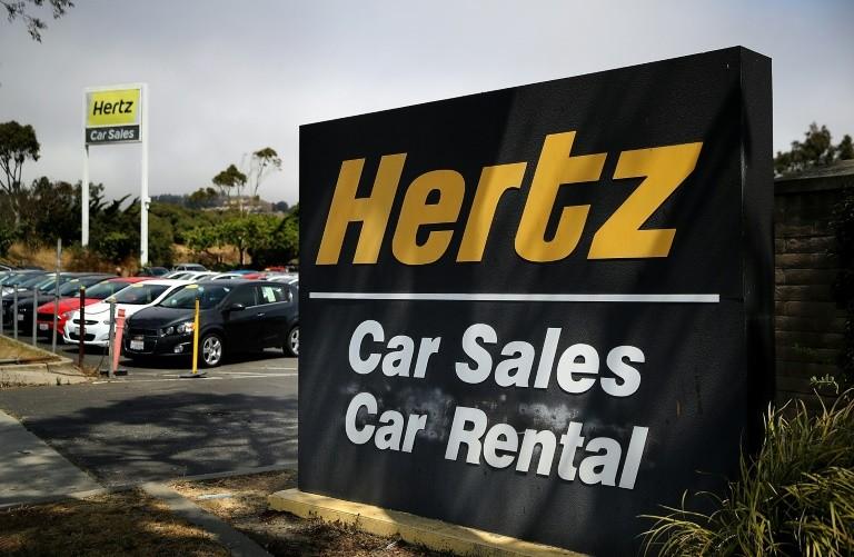 Covid-19 lleva a Hertz a la bancarrota en EE.UU y Canadá