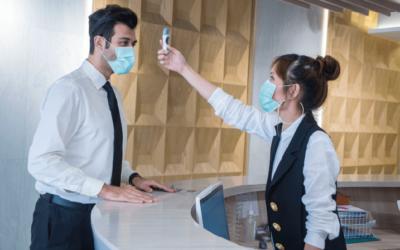 Tecnología permite a empresas garantizar seguridad sanitaria en oficinas