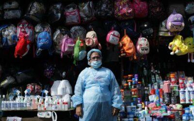 El Salvador frena su reactivación económica por la escalada de casos de COVID-19