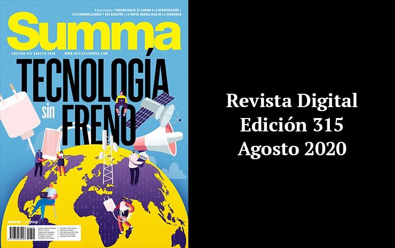 REVISTA SUMMA DIGITAL EDICIÓN 315
