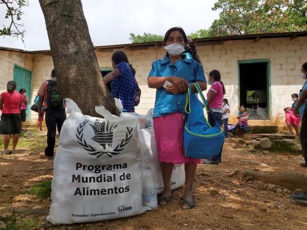 Más de 1,6 millones de hondureños sufren inseguridad alimentaria por COVID-19
