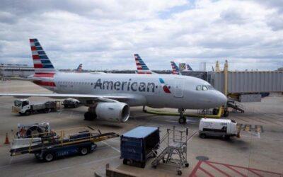 Cinco grandes aerolíneas de EE.UU. reciben ayuda federal debido al COVID-19