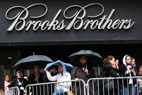 Brooks Brothers, la marca de ropa más antigua de EEUU, se declara en bancarrota