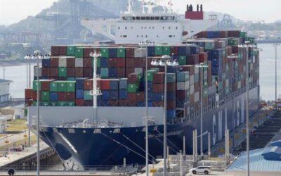 Tránsitos por el Canal de Panamá caerían en un 20% en el peor de los escenarios