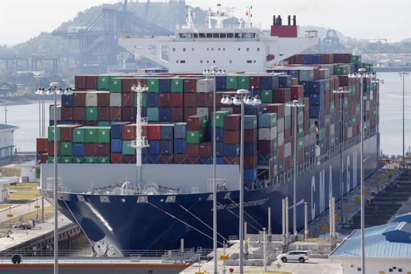 Canal de Panamá eleva las tarifas de cupos de reserva ante la creciente demanda